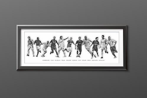 Premier League Eleven - 433