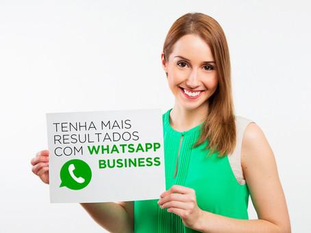 Tenha mais resultados com Whatsapp Business