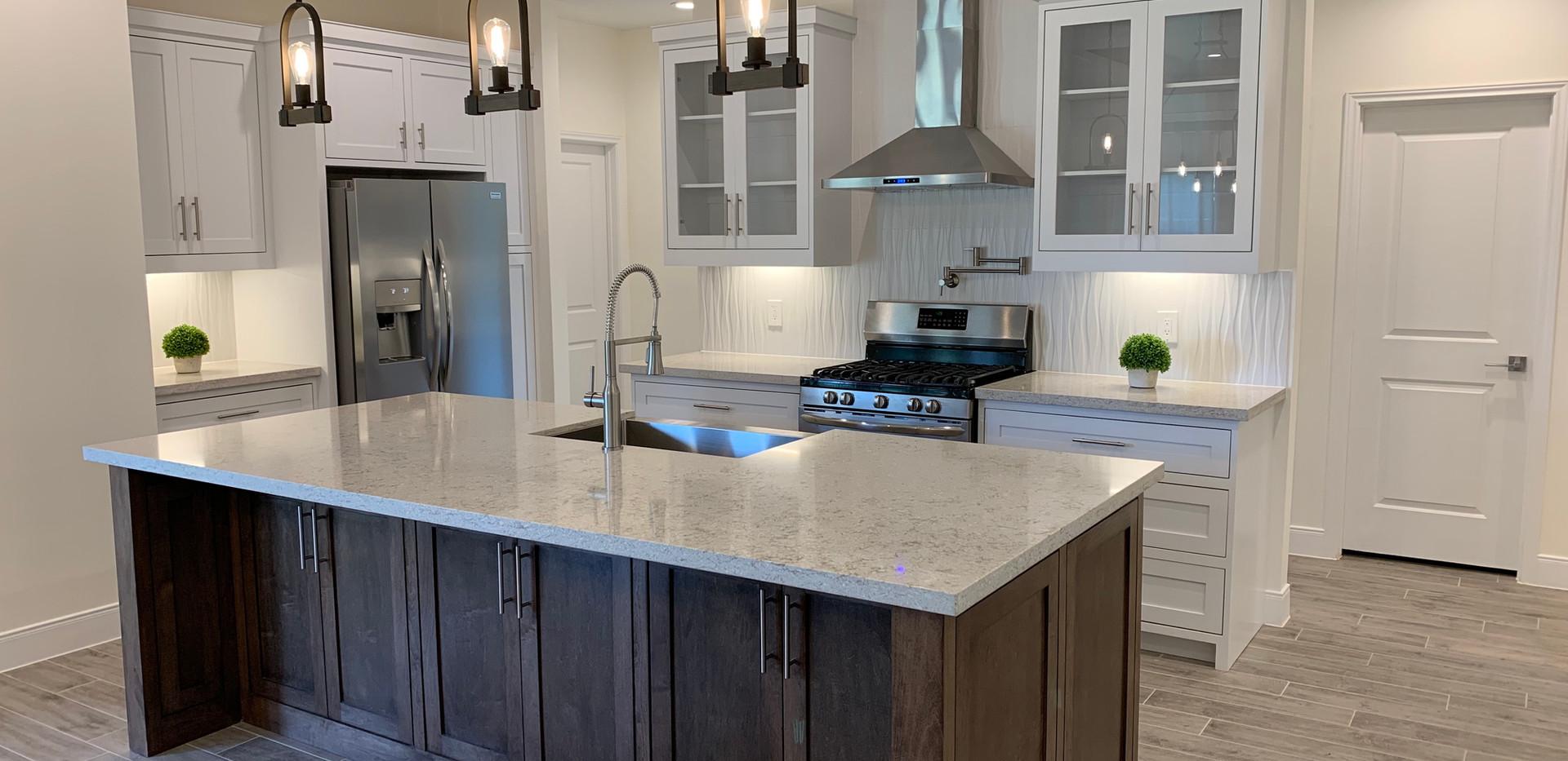 mazza luxury kitchen