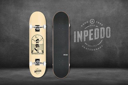 "Inpeddo Standard Lady 8"" - Complete Skateboard"