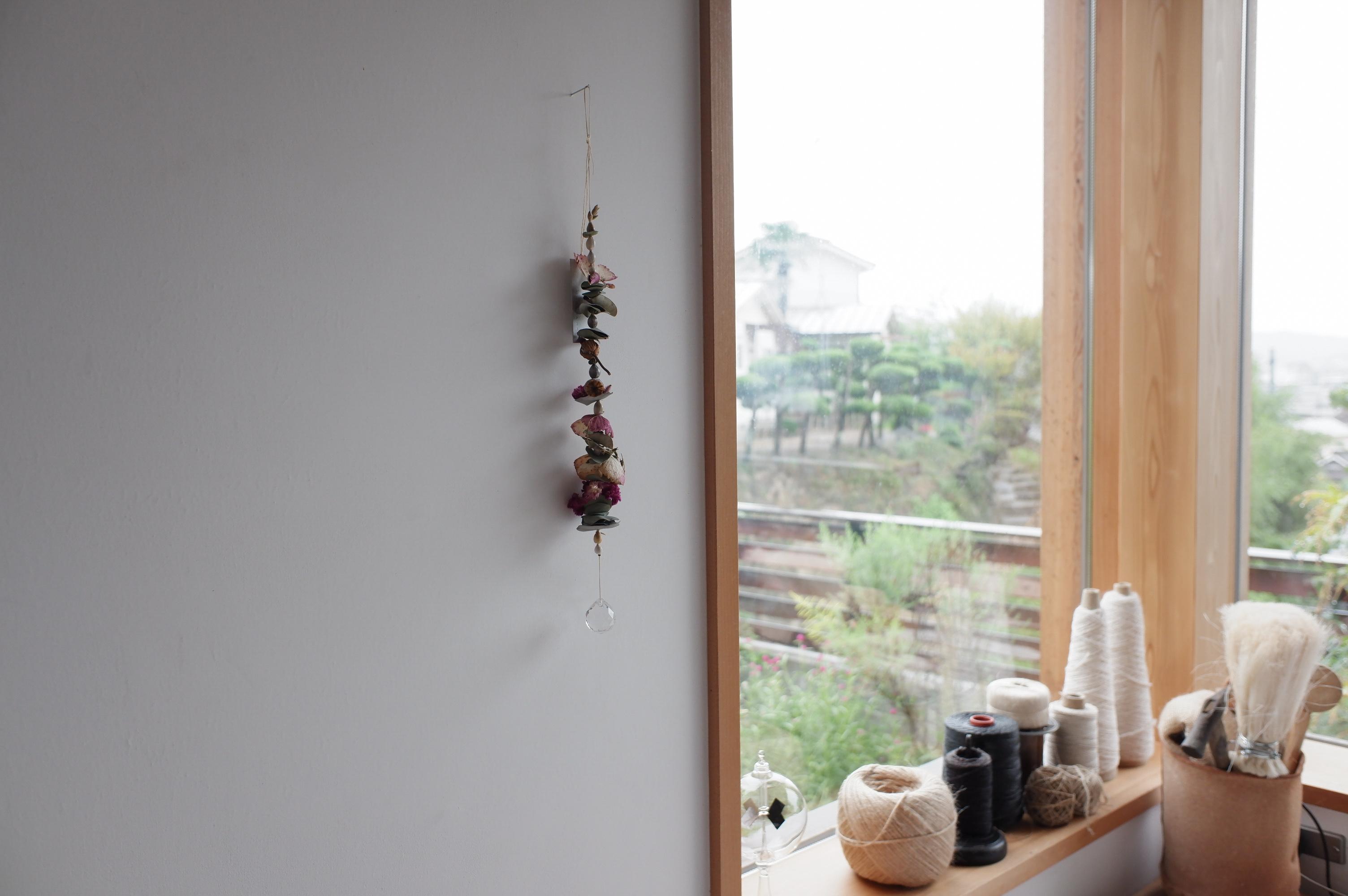 植物のサンキャッチャー(s-0057)