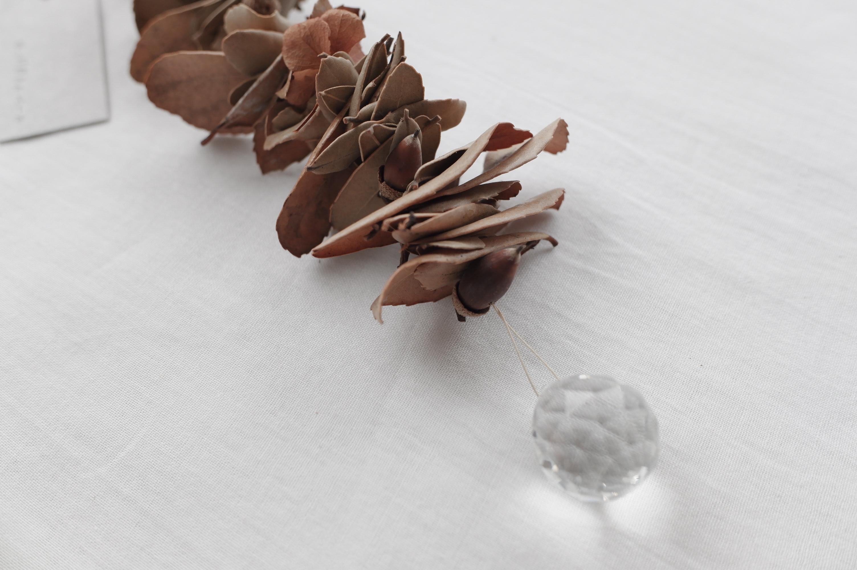 植物のサンキャッチャー(s-0056)