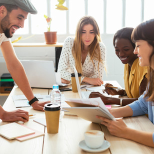 How does employee well-being link to diversity and inclusion