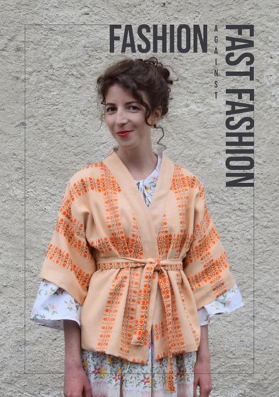 Marianne Lechner fashion against fast fashion