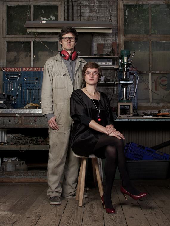 Workshop portrait