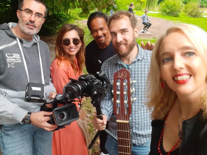 Entrevista para Deutsche Welle con Pia Castro