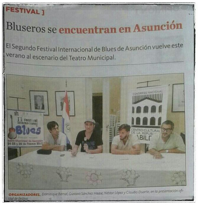 Diario La Nación de Paraguay