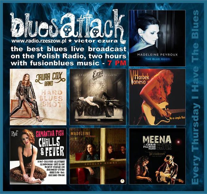 Blues Attack - Polish Radio !!!