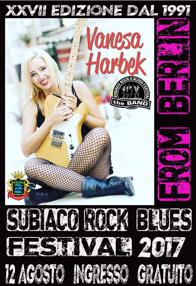 Subiaco Rock Blues Festival - Italy