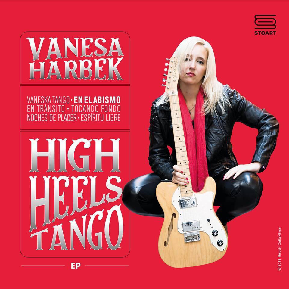 New EP #HighHeelsTango http://soundline.biz/VanesaHarbekHighHeelsTango/