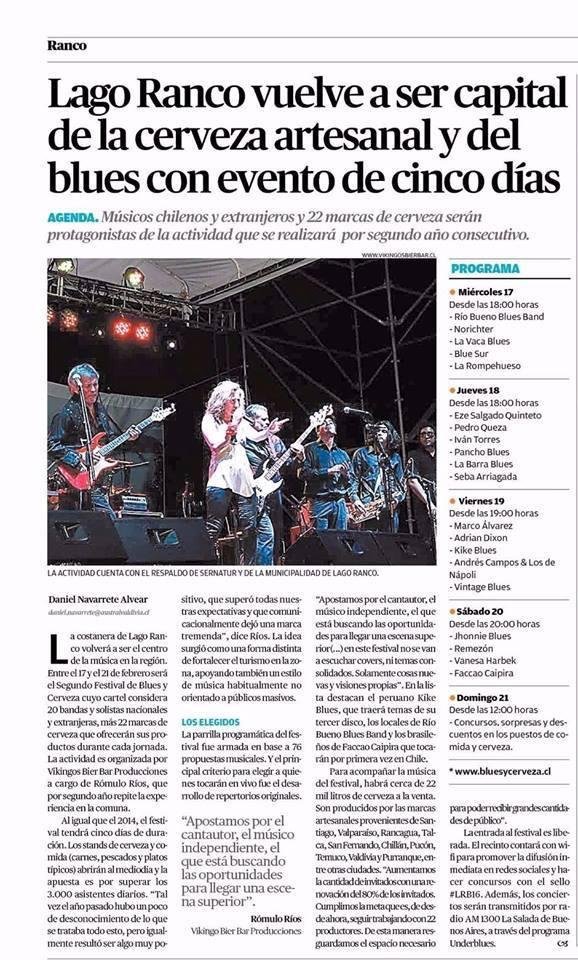 Diario de CHILE