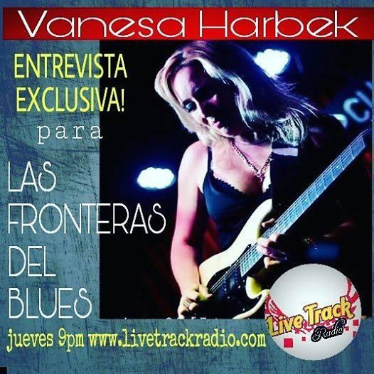 Vanesa Harbek entrevista desde Venezuela