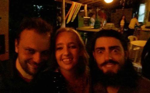 1er Shams Ihla do Mel - Blues Festival - BRAZIL