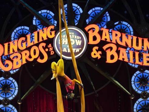 El circo Ringling baja el telón por la ausencia de elefantes
