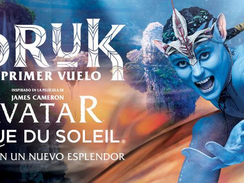 Toruk El primer vuelo Cirque du Soleil