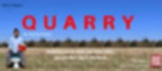 QUARRY Banner - Blink Theatre