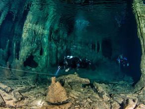 Explore the underwater world of Greece