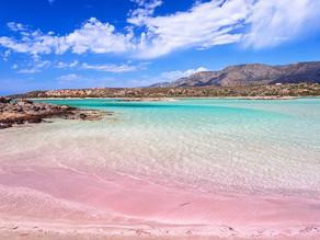 Unique beaches in Greece