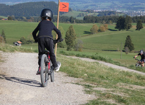 Das Mountainbike Paradies
