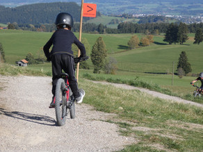 Das Mountainbike Paradies