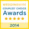 weddingwire 2014 award