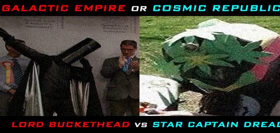 GALACTIC EMPIRE OR COSMIC REPUBLIC?