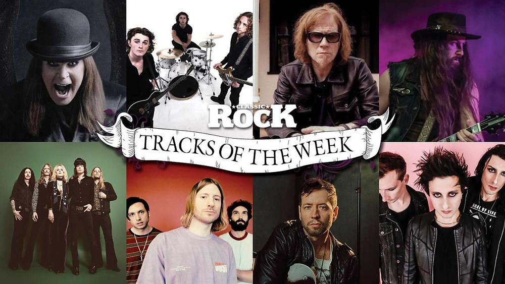 Eden James' 'Black Book' is nominated for best rock track.