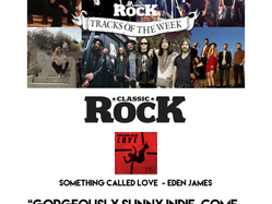 Gorgeously Sunny. A Hidden Gem: Classic Rock Magazine Reviews Eden James