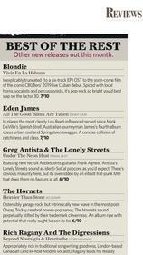 Stellar Album Review from Classic Rock Magazine