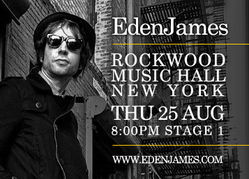 New York City Show Announced