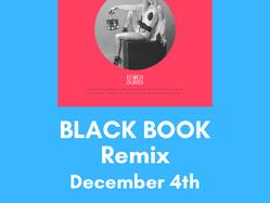 Pre-Order & Pre-Save Upcoming Remix - 'Black Book'