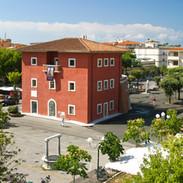 Forte dei Marmi, piazza Garibaldi