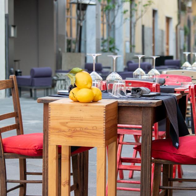 Pietrasanta, le vie del centro storico