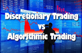 Discretionary vs Algo Trading