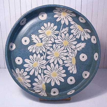 Small Daisy Platter