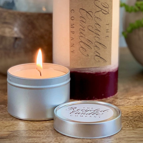 Recycled Candle Co. Tins