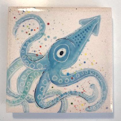 Squid - Aqua
