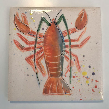 Lobster - Red/Green