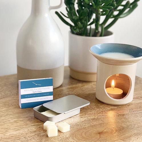 Mewstone Candle Co. Mini Melt Cubes