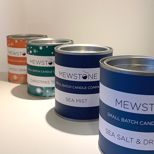 Mewstone Candle Co. Candles