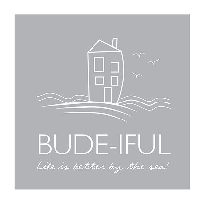 Bude-iful New Home - Grey