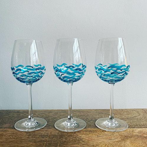 Jaunty Seagull - Sea Glass