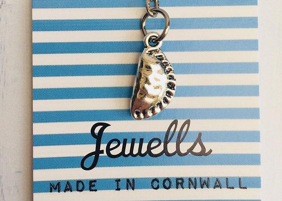 Jewells - Pasty Keyring