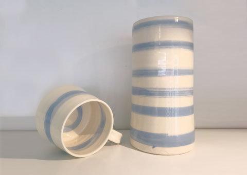 Cornish Pots - Vase