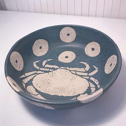 Large Crab Bowl