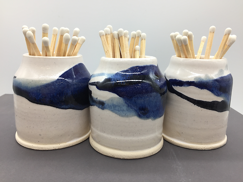 Shore Fired – Match Strike Pot