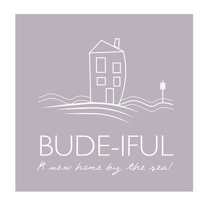 Bude-iful New Home - Pink