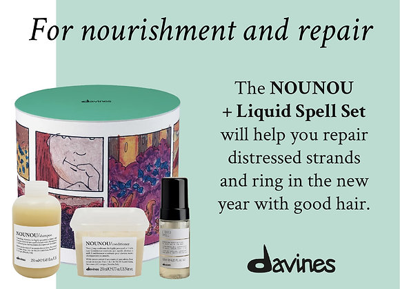 Nounou - What Nourishing Horizons!