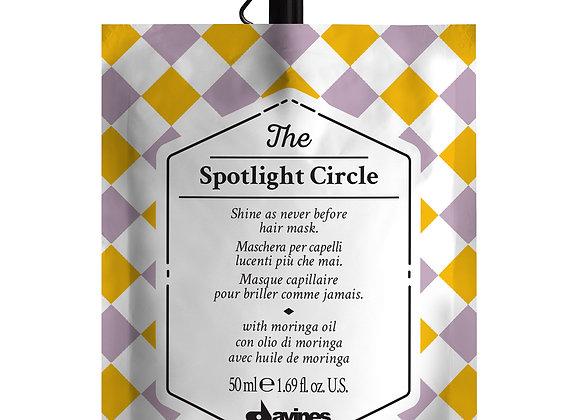 The Spotlight Circle Hair Mask