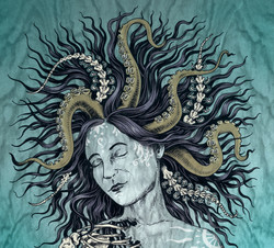 Jegulja octopus girl